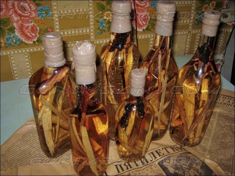 Как сделать виски коньяк
