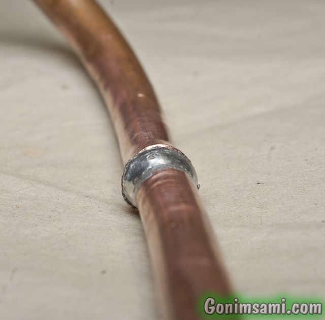 Паяем медные трубки для самогонных аппаратов.
