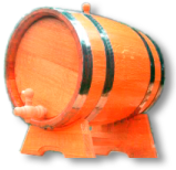 Купить дубовую бочку для вина Украина.
