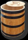 Кадушка деревянная для капусты, грибов, помидоров, огурцов, яблок и прочих засолок и заквасок. Продажа по Украине.